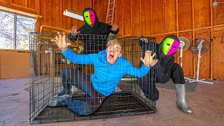 MUST ESCAPE TWIN GAME MASTER TRAP!! (Are My Best Friends Undercover?)
