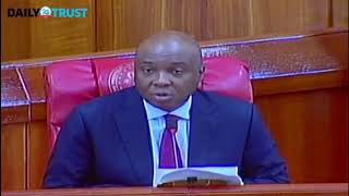 Insecurity: Senate asks security chiefs to request for special fund