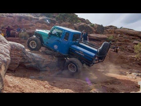 Falken Tire Bunny Run Moab - Easter Jeep Safari 2019