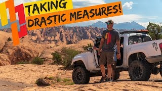 Toyota Tacoma CV Axle Repair Nightmare   Overland Moab