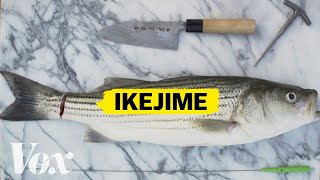 The right way to kill a fish