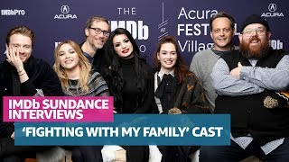'Fighting With My Family' Cast and Director Talk About Sundance Film