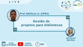 Gestão de projetos para bibliotecas