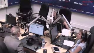 """""""Начало"""". Михаил Леонтьев на """"Вести ФМ"""". 06.07.2015г."""