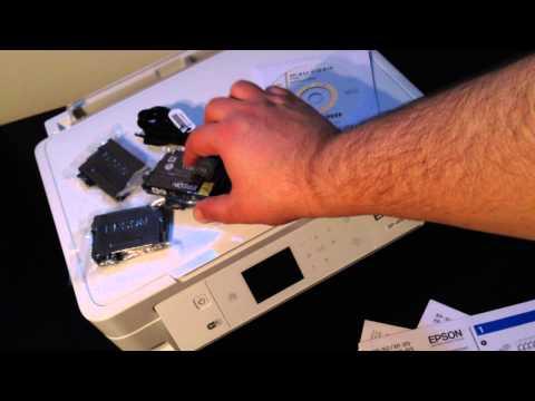Der Printer Review: Epson Expression Home XP-415 (XP-412, XP-315, XP-312, XP-215)