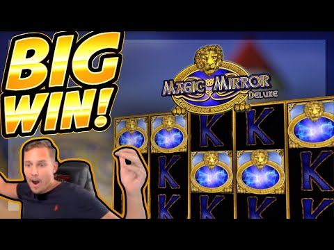 BIG WIN!!! Magic Mirror Delux 2 BIG WIN!! Online Casino slot