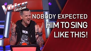 Boy who stutters BLOWS AWAY The Voice coaches   STORIES #30
