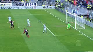 Il Gol Di Cigarini - Cagliari - Spal 2-0 - Giornata 23 - Serie A TIM 2017/18
