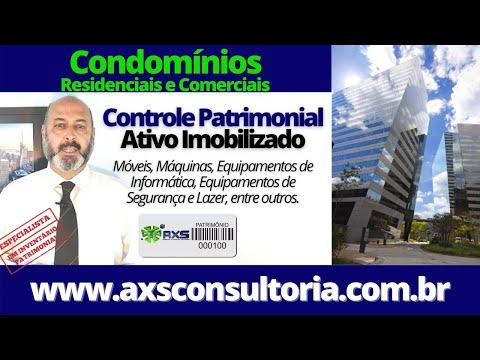 Levantamento e Controle de Imobilizado em Condomínios em todo o Brasil Avaliação Patrimonial Inventario Patrimonial Controle Patrimonial Controle Ativo