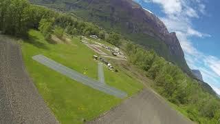 1 er vol FPV avec drone racer et gopro