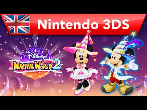 Disney Magical World 2 - Overview Trailer (Nintendo 3DS) thumbnail