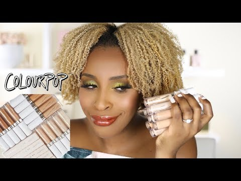 Soooo About Those Colourpop Concealers… | Jackie Aina