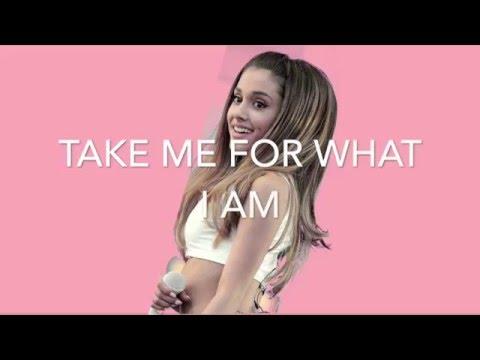 Ariana Grande - I Have Nothing (Lyrics)