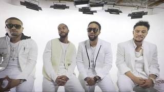 Check out this special invite from B2K