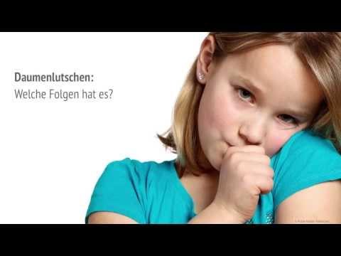 Stelki bei walgusnoj dem Fuss beim Kind