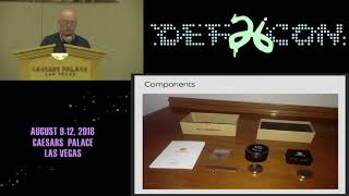 DEF CON 26 PACKET HACKING VILLAGE - Chen and Yang - Grand Theft Auto Digital Key Hacking