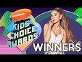 KIDS' CHOICE AWARDS 2019 - WINNERS