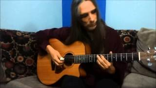 Once Upon A Time In The West - Fingerstyle Guitar - Dire Straits