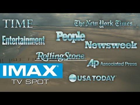 Dunkirk IMAX TV Spot