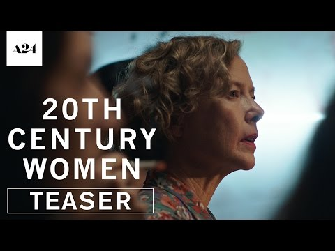 20th Century Women (Teaser)