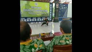 Pelantikan IPSI KABUPATEN SLEMAN - YOGYAKARTA 2017 - 2021.