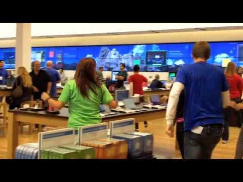 Microsoft Quashes Australian Retail Store Rumours