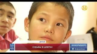 За годы независимости иностранцы вывезли из Казахстана около 9 тысяч детей