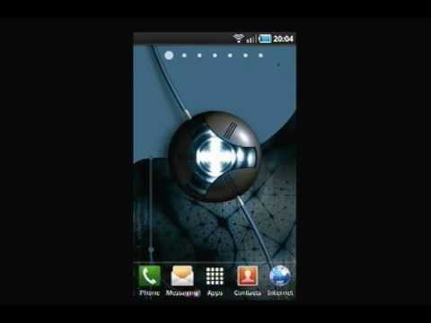 Video of Alien Energy LWP