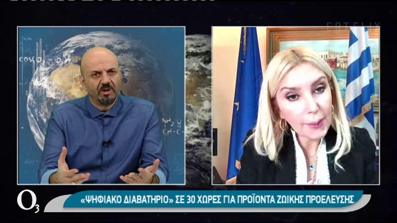 Ψηφιακό διαβατήριο για τα αγροτικά προϊόντα | 15/12/2020 | ΕΡΤ