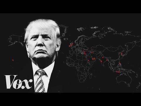 Donald Trump's conflicts of interest span the globe