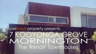 7 Kooyonga Grove Mornington