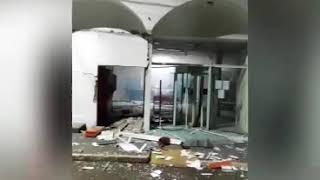 Florestópolis - Gangue da dinamite explode agência do Banco Itaú