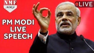 PM Shri Narendra Modi at Gadhwaghat Ashram in Varanasi, UP