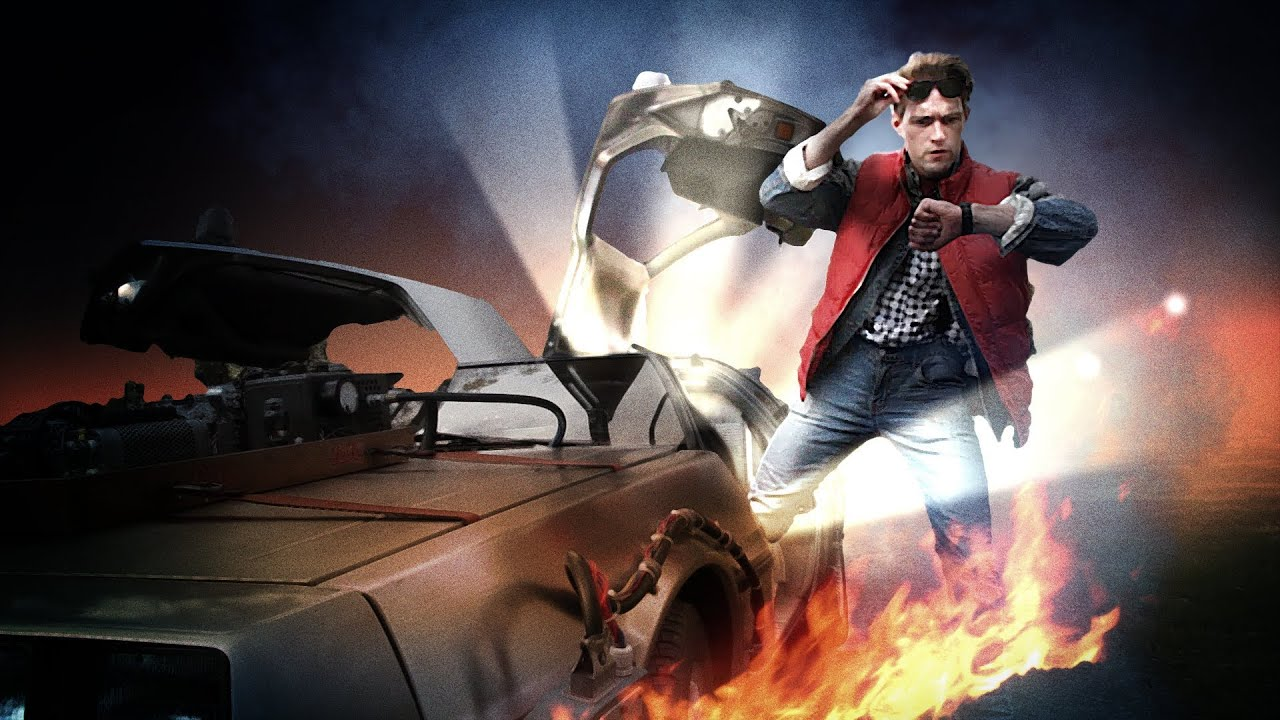 Time-Travelling DeLorean Versus The TARDIS: Which Comes Off Second Best?