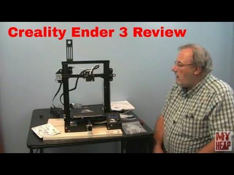 Banggood Review - Creality Ender 3 - 3D Printer