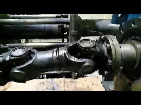 Universal Joint Shafts Or Cardan Shaft