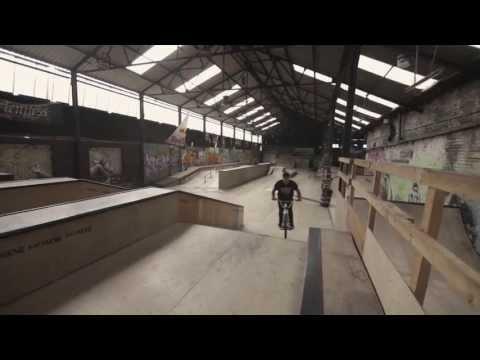 Keelan - BMX is fun