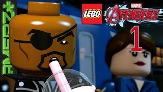 Lego Marvel's Avengers - Díl 1. - Hrad v Karpatech