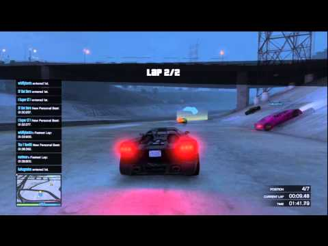 GTA 5: Brilliant Online Racing!