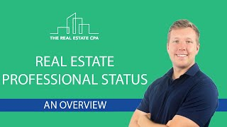 How to Qualify as a Real Estate Professional for Landlords