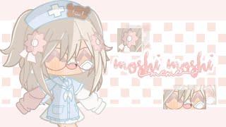 ෆ┊moshi moshi meme ; early birthday gift for hazeyyluv