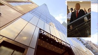 Mysteries Of Trump Tower Are Revealed: A Look Inside The Famous Skyscraper