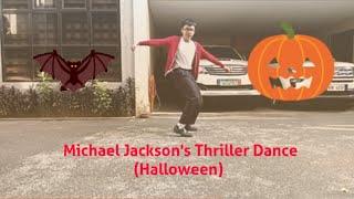 HALLOWEEN SPECIAL (Dancing to Michael Jackson's Thriller - 1997)