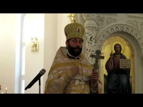 Церковь спасение вишнёвое проповеди