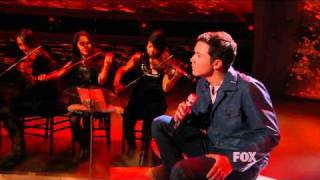"true HD Scotty McCreery ""You've Got a Friend"" - Top 6 American Idol 2011 (Apr 27)"