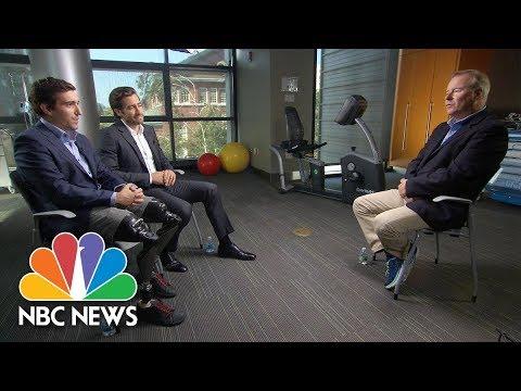 Jake Gyllenhaal And Jeff Bauman On The Inspiring Message Of 'Stronger' | NBC News