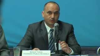 Dr. Soner Tarim, CEO, Superintendent of Harmony Public Schools