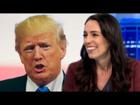 Jacinda Ardern grilled by Jack Tame over whether Trump mistook her for Justin Trudeau's wife