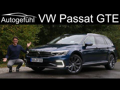 VW Passat GTE FULL REVIEW - is this PHEV the best choice? 2021 Passat facelift - Autogefühl