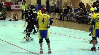 Big O: Southern Discomfort vs Puget Sound 5/18/13